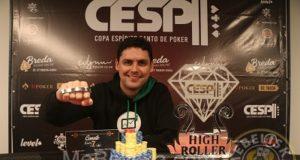 Douglas Dornellas - High Roller - CESP