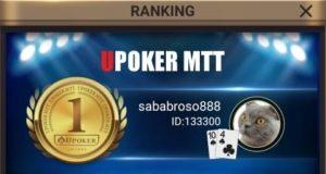Sababroso888 é campeão do High Roller da Liga Online H2 Brasil