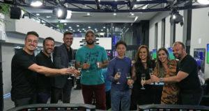Cerimônia para homenagear os campeões paulistas da temporada 2019 no H2 Club São Paulo