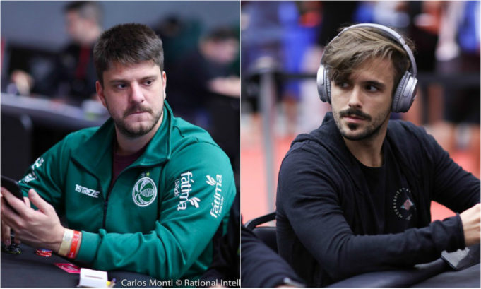 Luiz Duarte e Yuri Martins