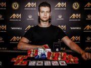 Michael Addamo campeão do A$ 50.000 Challenge do Aussie Millions