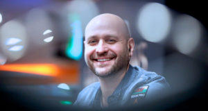Roberto Romanello - partypoker MILLIONS Reino Unido