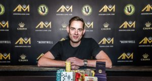 Toby Lewis campeão do 6-Max Short Clock do Aussie Millions