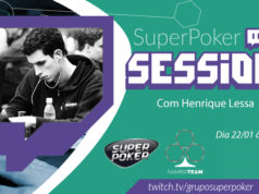 SuperPoker Session - Henrique Lessa