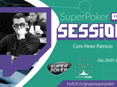 Peter Patrício - SuperPoker Session