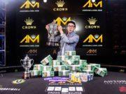 Vincent Wan campeão do Main Event do Aussie Millions