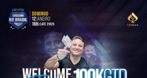 Torneio Welcome Fostera na Liga Online H2 Brasil