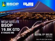 Satélite para o BSOP Brasília no Enjoy Poker Club
