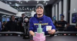 Rafael Oshiro - Campeão Main Event 1º CPH 2020