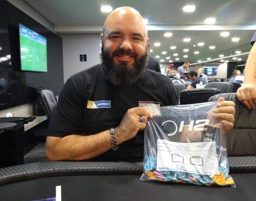 Cris Coelho - Big Chance - H2 Club