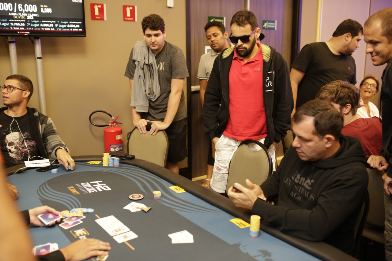 Anderson Vasconcellos bolha do Main Event do NPS Natal