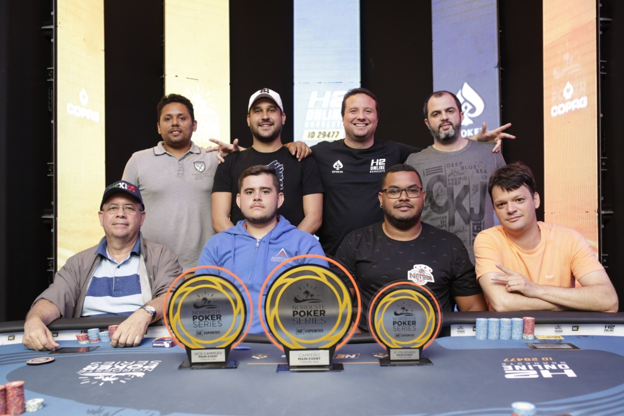 Mesa Final do Main Event do NPS Natal