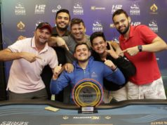 Thyago Lima campeão do Main Event do NPS Natal