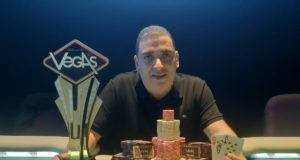 Alexandre Bahuni - Vegas Poker