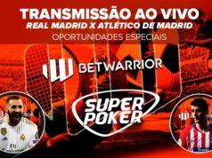BetWarrior - Real Madrid x Atletico de Madrid