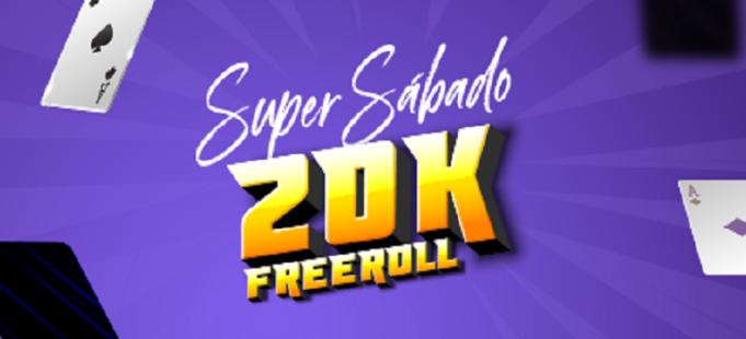 Freeroll Super Sábado no Bodog