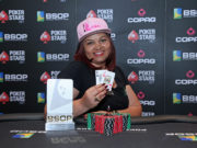 Roberta Alves campeã do Ladies Event do BSOP Brasília