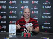 Alex Dentz campeão do 8-Game do BSOP Brasília