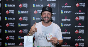Carlos Eduardo campeão do Turbo Knockout do BSO Brasília