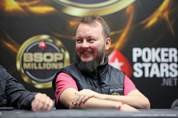 Régis Kogler - BSOP Millions