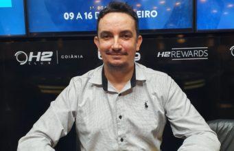 Emivaldo Vieira - H2 Club Goiânia