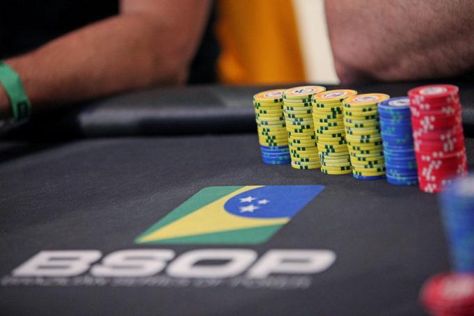 Fichas - BSOP Brasília