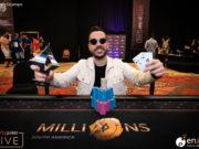 Farid Jattin - Campeão High Roller Finale - MILLIONS South America