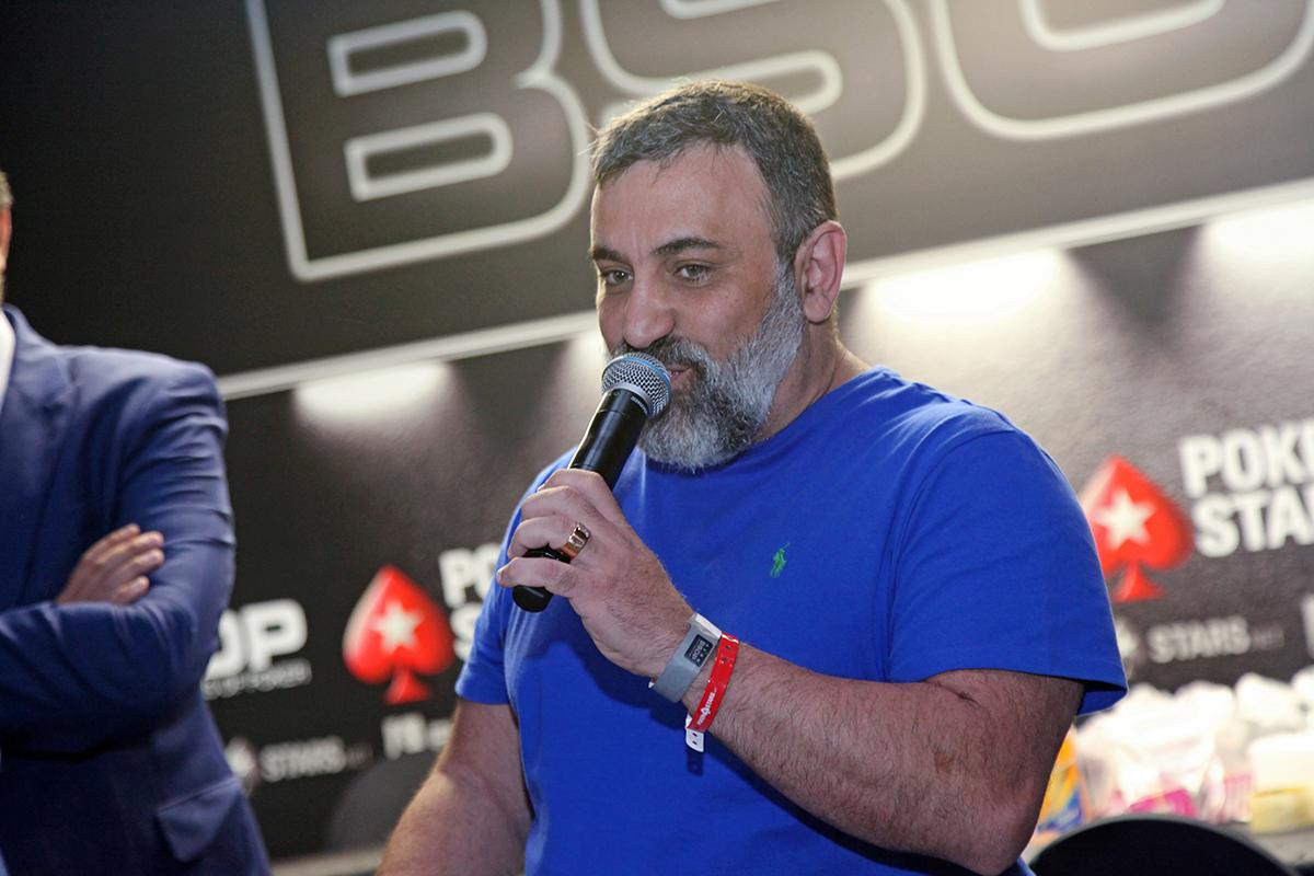 Marcelo Mesqueu - BSOP Brasília