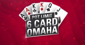 Pot-Limit Omaha 6-Cartas
