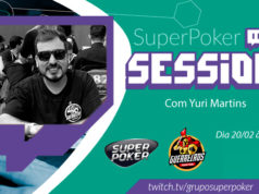 SuperPoker Session com Yuri Martins