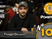 Thiago Decano - Pokercast 105