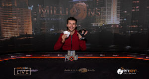 Alejandro Arnold - Campeão Mini Main Event MILLIONS South America