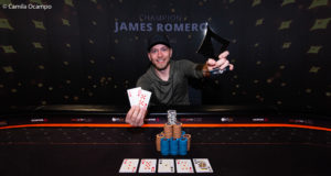 James Romero - Campeão Super High Roller - MILLIONS South America