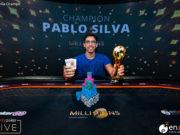Pablo Brito - Campeão Main Event - MILLIONS South America