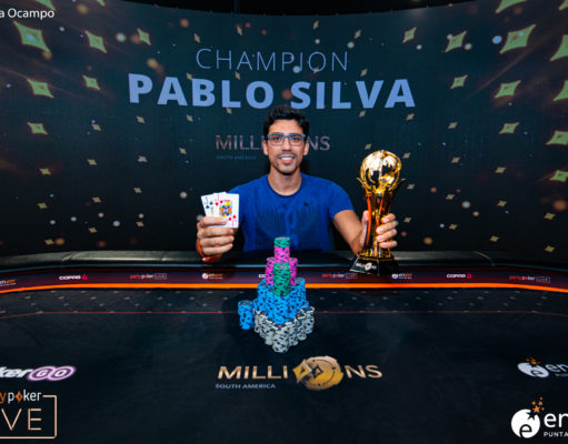 Pablo Brito - Campeão Main Event - MILLIONS South America