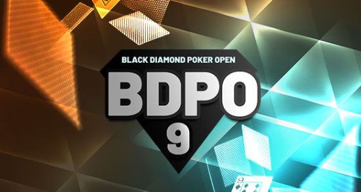 Black Diamond Poker Open 9