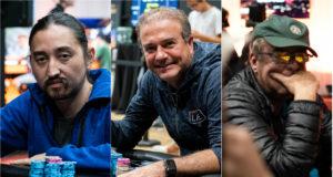 Rodrigo Seiji, Hélio Chreem e Gil Morgensztern - MILLIONS South America