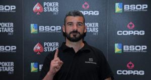 Rodrigo Jacomini campeão do Ranking GamersCard