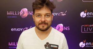 Tá na Mão: Fabiano Kovalski - MILLIONS South America