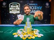 Timothy Adams - Super High Roller Bowl Australia