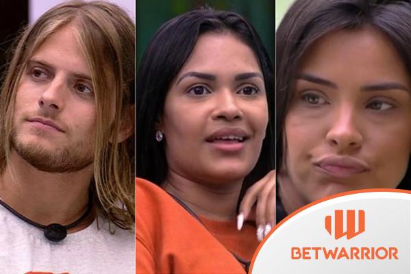 Daniel, Flayslane e Ivy - BetWarrior