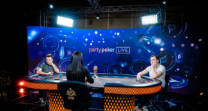 Mikita Badziakouski e Artur Martirosyan no heads-up do Evento #4 do MILLIONS SHR Series Sochi