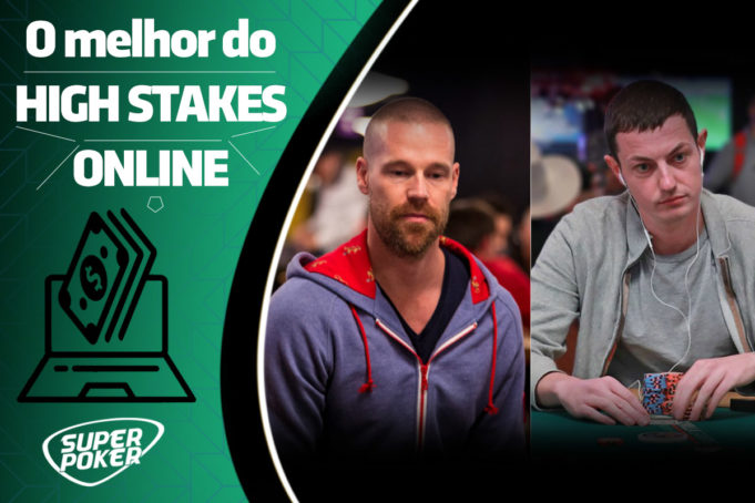 O Melhor do High Stakes Online: Patrik Antonius e Tom Dwan