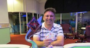 Adriano Iluminado - Vegas Poker Club