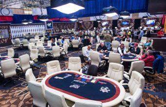 Salão - WSOP 2017