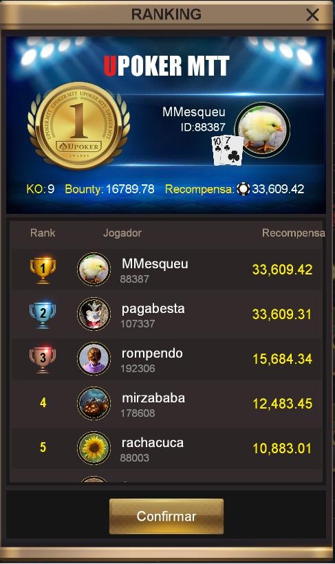 """MMesqueu"" - Liga Online H2 Brasil"