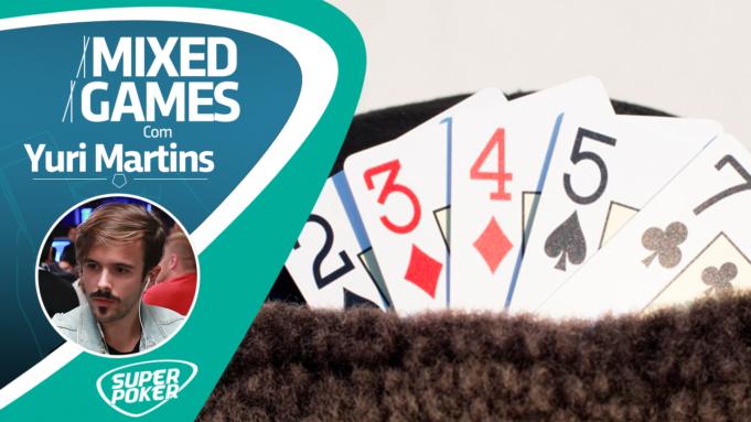 Mixed Games com Yuri Martins: 2-7 Single Draw