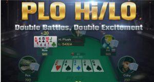 PLO Hi-Lo no PPPoker