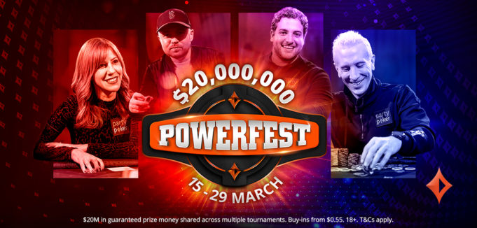 Powerfest partypoker