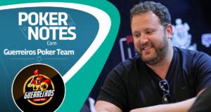 """Guerreiros Poker Team: """"Big Blind Ante: Mitos e Dicas"""", por Rodrigo Semeghini"""
